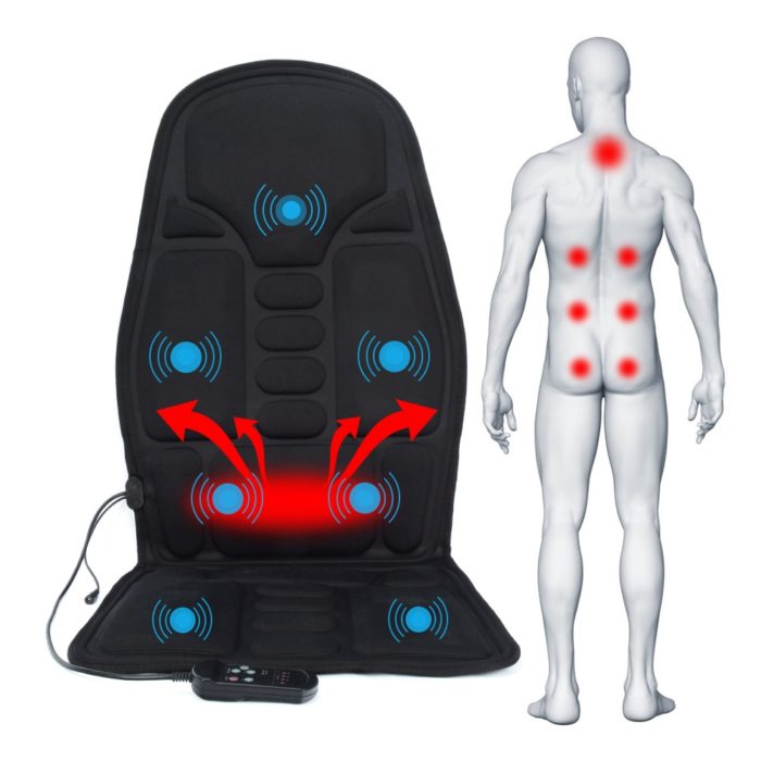 Massage Chair Pad Relaxing Seat Cushion