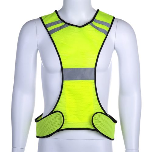 Reflective Vest High-Visibility Safety Vest