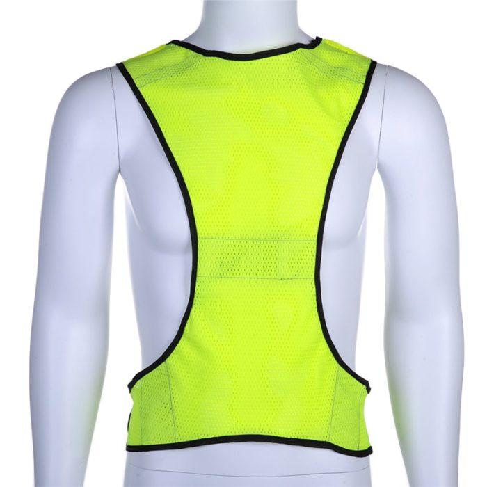 Reflective Vest High-Visibility Safety Vest