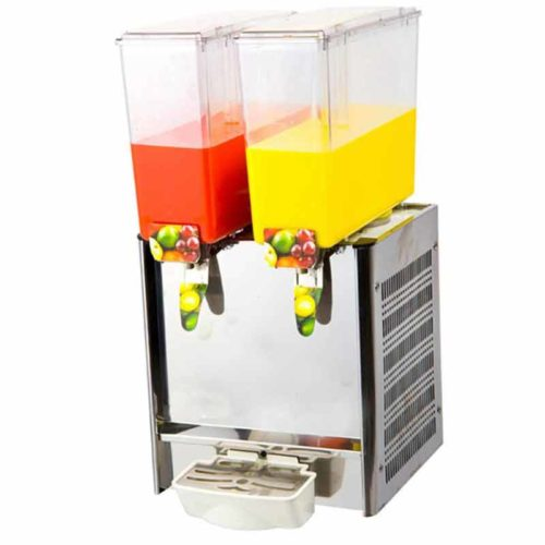 Juice Dispenser Double Tank Machine
