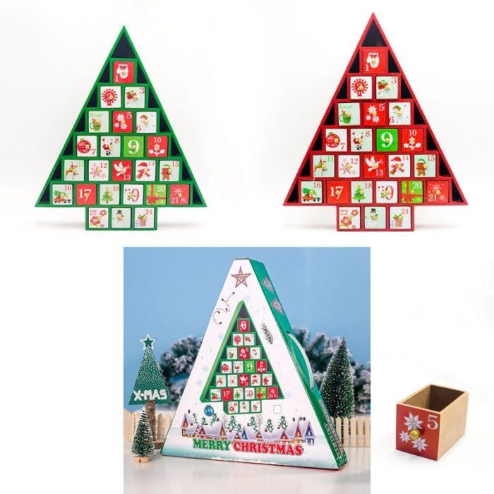 Advent Calendar Christmas Décor