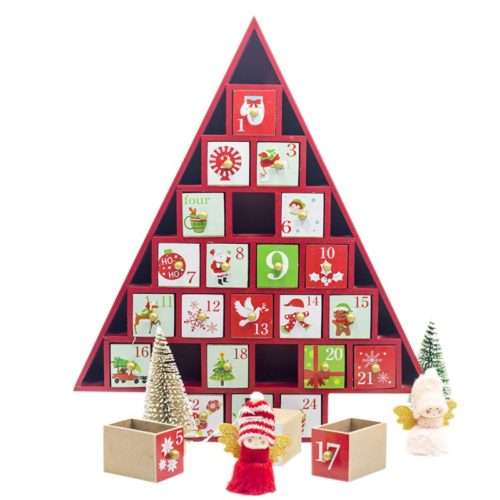 Advent Calendar Christmas Décor