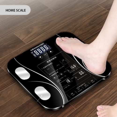Bathroom Weighing Scale LCD Display
