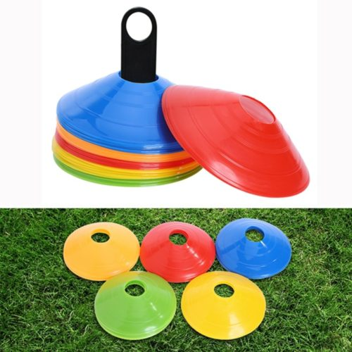 Soccer Cones 10PC Set Sports Equipment