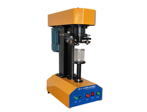 Can Sealer Automatic Machine