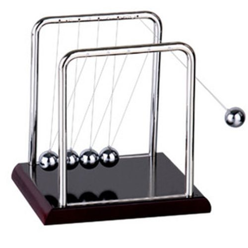 This Pendulum Balls Educational Science Toy is perfect for all science-lovers out there! It is easy to use and great for the school and office!