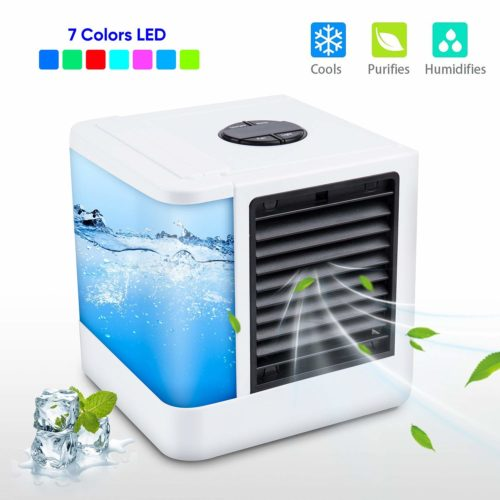Small Air Cooler Mini Room Humidifier
