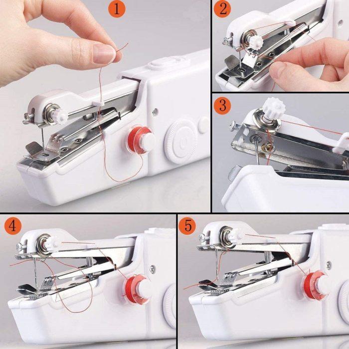 Mini Hand Sewing Machine Quick Stitch