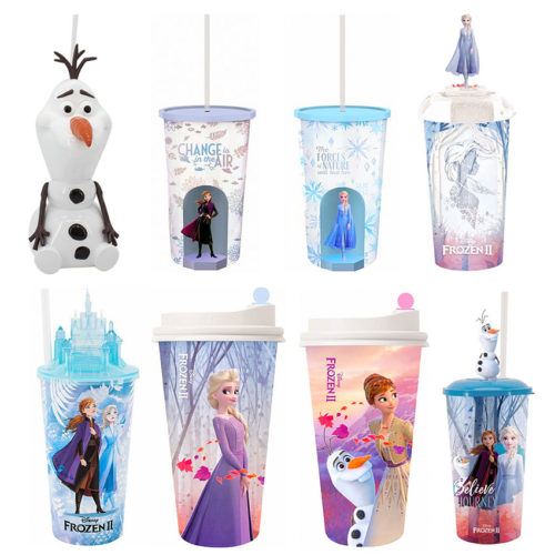 Kids Tumbler Frozen Cartoon Designs
