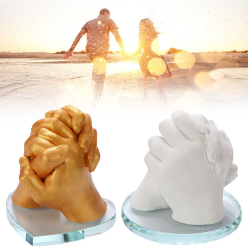 Hand Hold Casting Kit 3D Hanprints