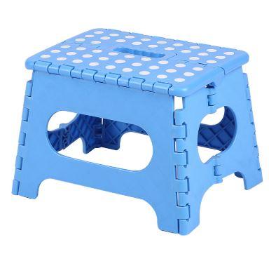 Folding Step Stool Non-Slip Base