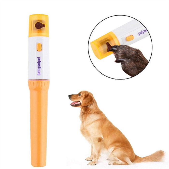 Pet Nail Trimmer Painless Grooming Tool