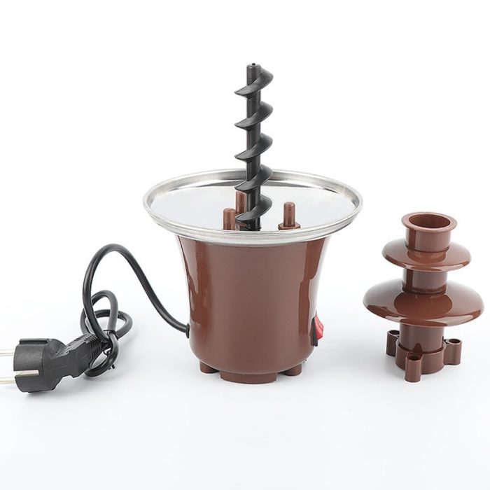 Chocolate Fondue Fountain Mini Waterfall