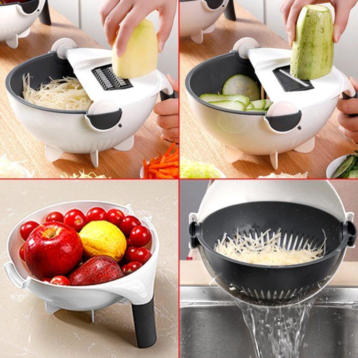 Veggie Slicer Multifunctional Cutter