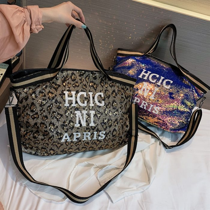 Sequin Bag Ladies Handbag