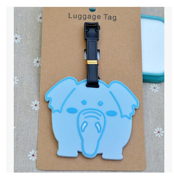 Cute Luggage Tags Cute Animal Designs
