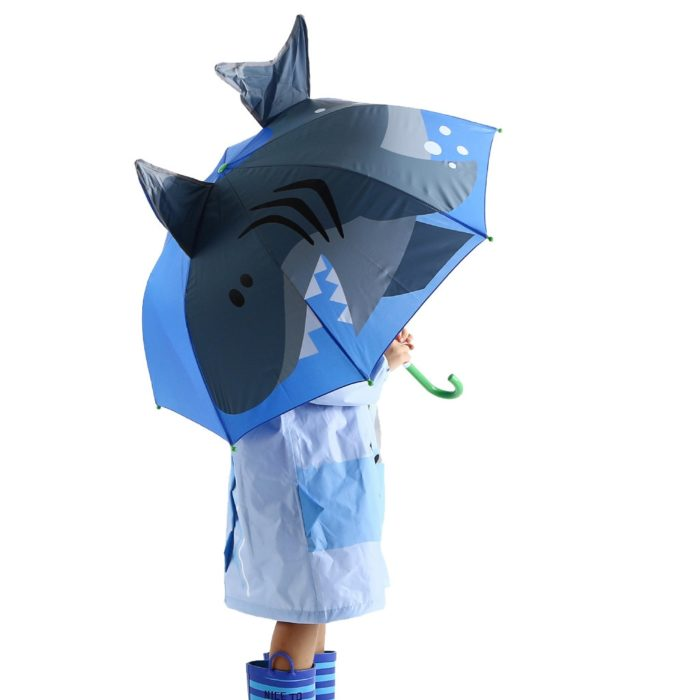 Toddler Umbrella Cartoon Rain ProtectionqqToddler Umbrella Cartoon Rain Protection