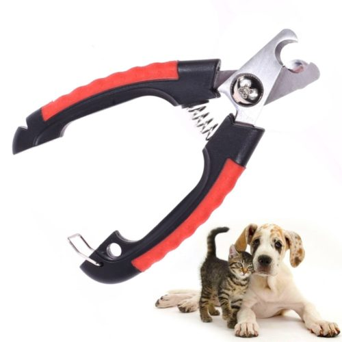 Dog Nail Clippers Pet Grooming Scissors