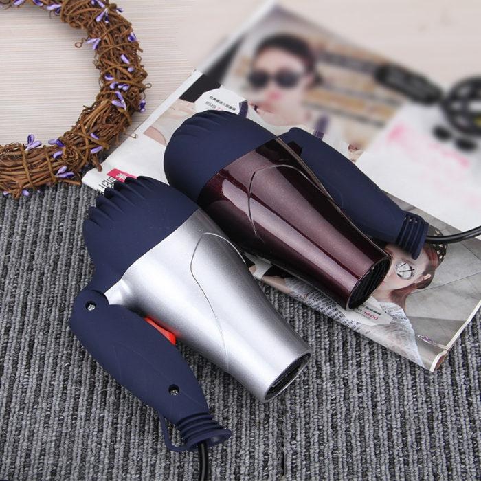 Small Hair Dryer Foldable Travel Blower