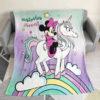 Cartoon Blanket For Girls