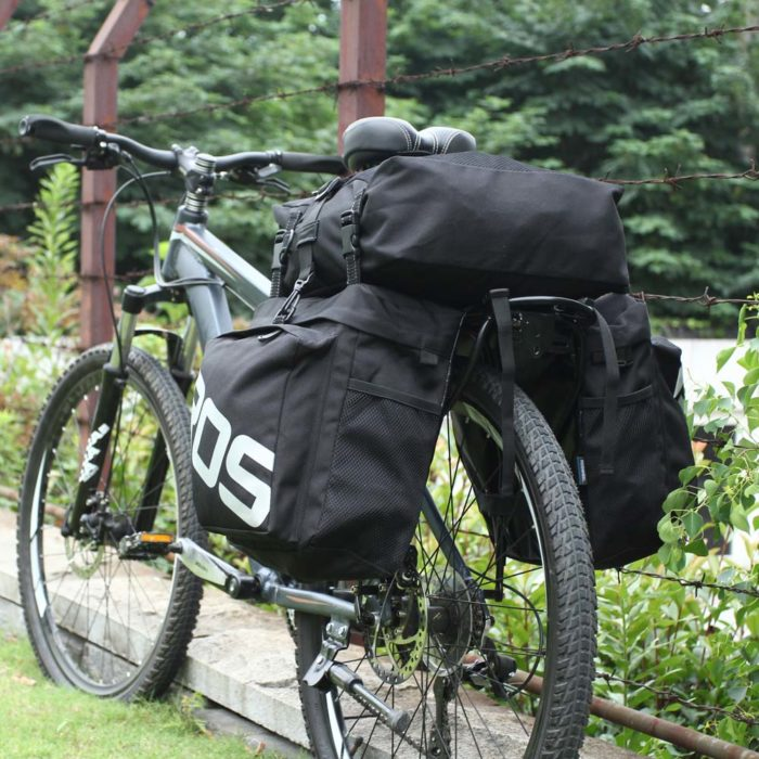 Pannier Bag 3 in 1 Biking Bag