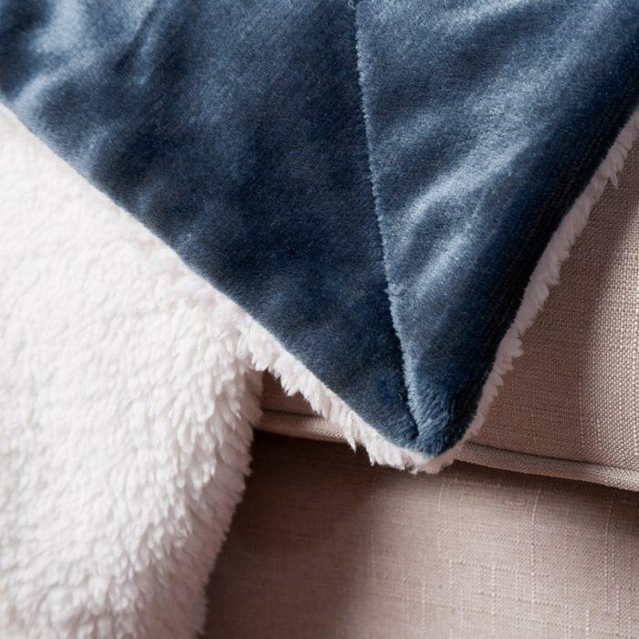 Sofa Blanket Thick Flannel Blanket