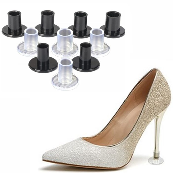Heel Stoppers Silicone Stiletto Protectors