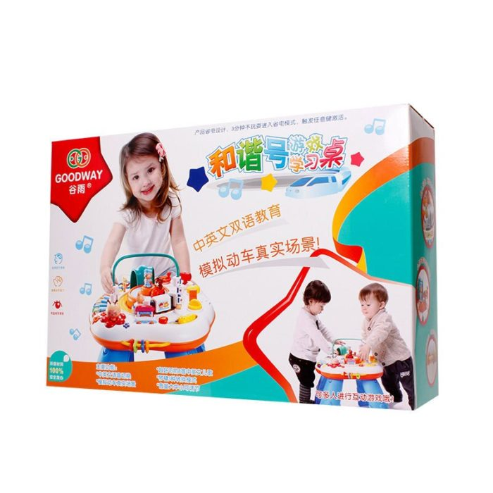 Baby Activity Table Musical and Educational
