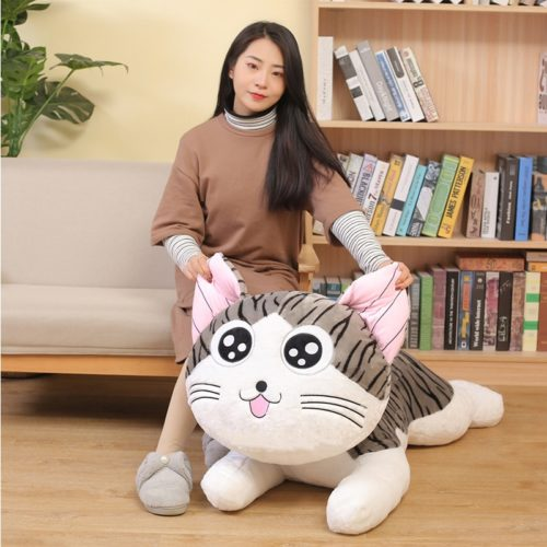 Cat Plush Toy Stuffed Cat Toy