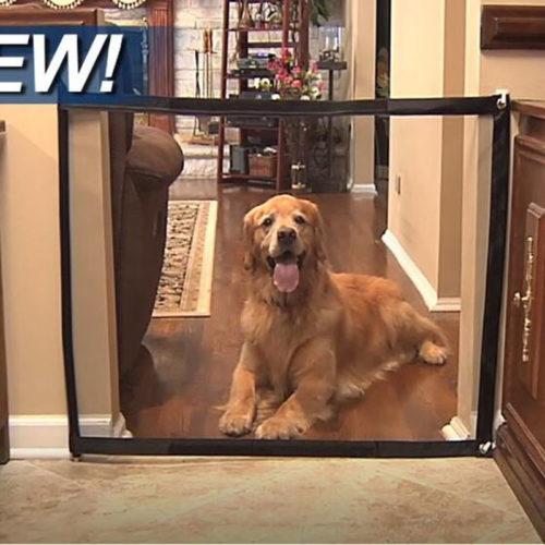 Indoor Dog Fence Mesh Net