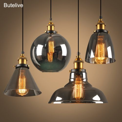 Glass Ceiling Lights Pendant Lamps