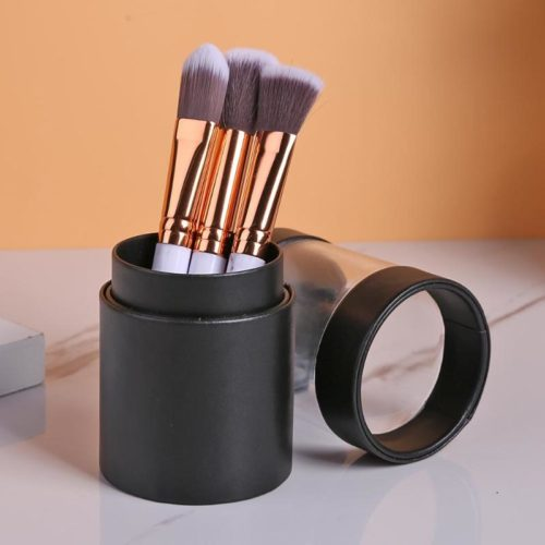 Makeup Brush Holder Cup Portable Case