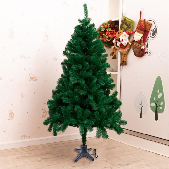 Rotating Christmas Tree Stand Home Décor