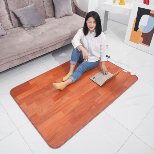 Heated Rug Thermal Mat Feet Warmer