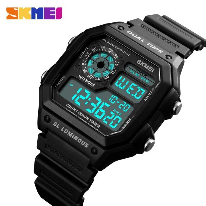 Sports Watch For Men Digital Wristwatch