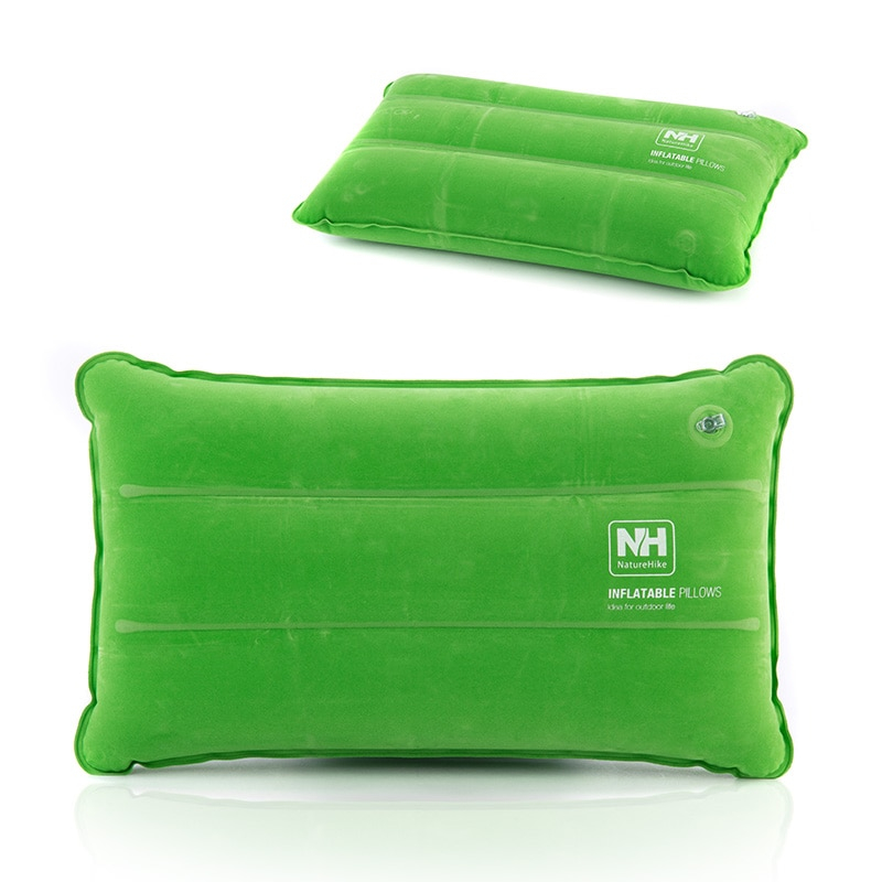 Ultralight Inflatable Air Pillow PVC