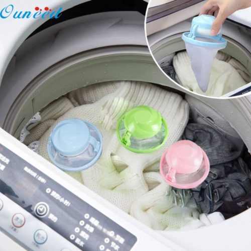 Washing Machine Lint Filter Mesh Bag