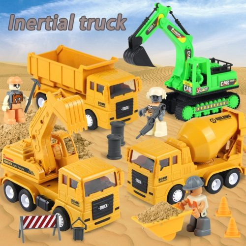 Big Toy Trucks Model Engineering Toys