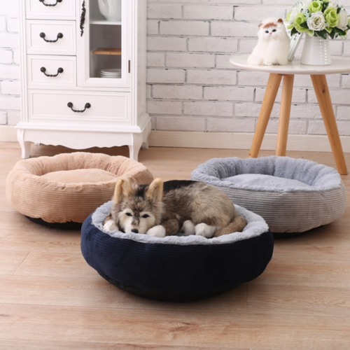 Dog Sofa Bed Pet Lounger Cushion