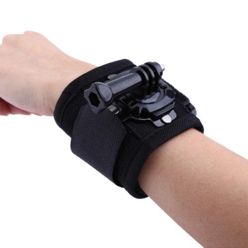 GoPro Wrist Strap Rotatable 360-Degrees