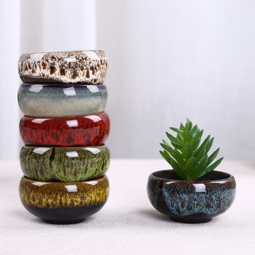 Mini Succulent Pot Garden Container