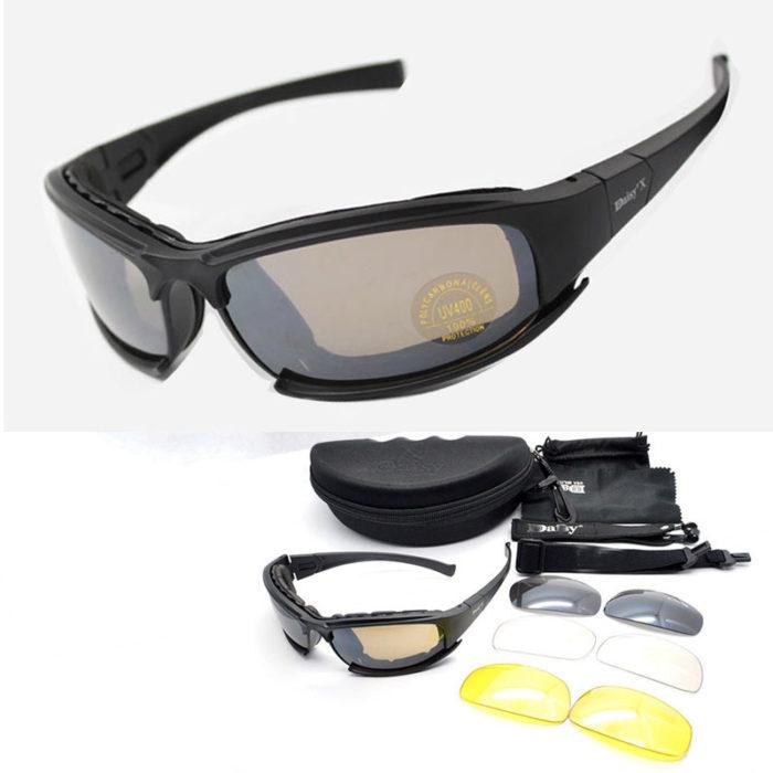 Tactical Sunglasses Outdoor Eyewear