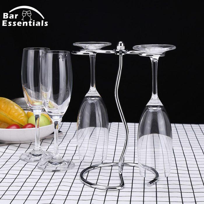 Wine Glass Holder Drinking Glasses Organizer