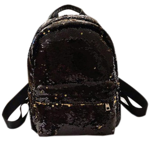 Flip Sequin Backpack Fashion Bag