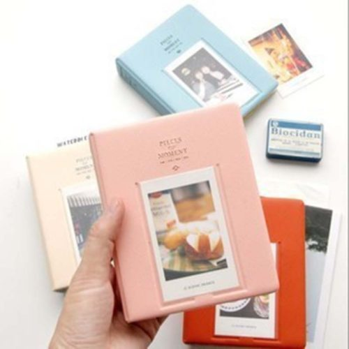 Polaroid Photo Album 64-Pocket Book