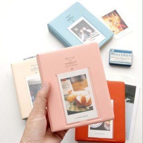 Polaroid Photo Album 64-Pocket Book