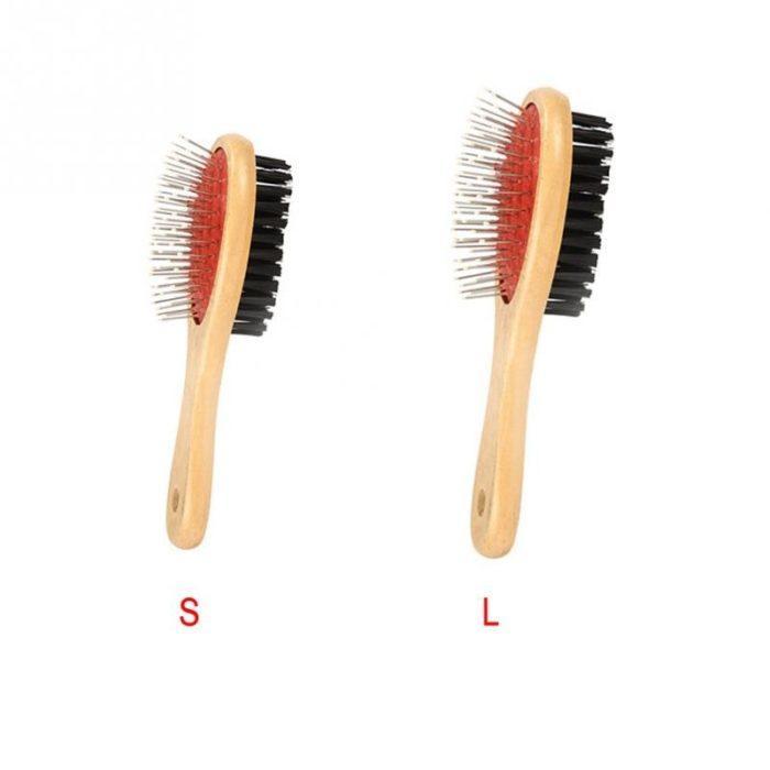 Dog Brush Double-Sided Pet Comb