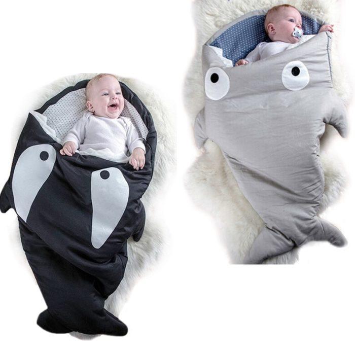 Baby Shark Blanket Sleeping Sack