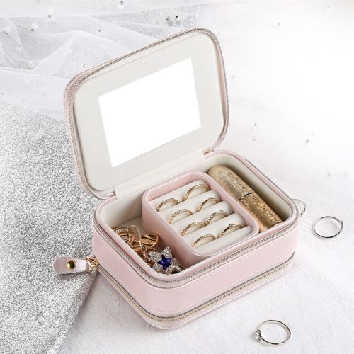 Travel Jewelry Organizer Portable Container
