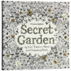 Secret Garden Coloring Book Painting Book